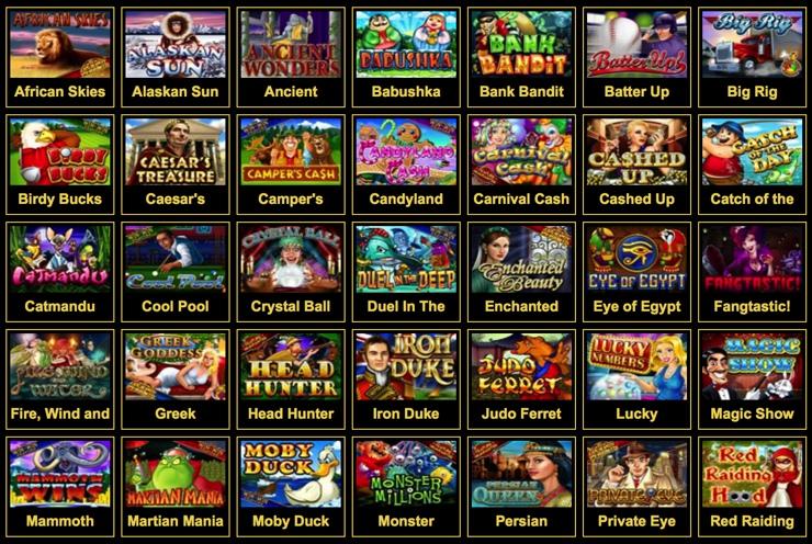 BuzzLuck Casino Games