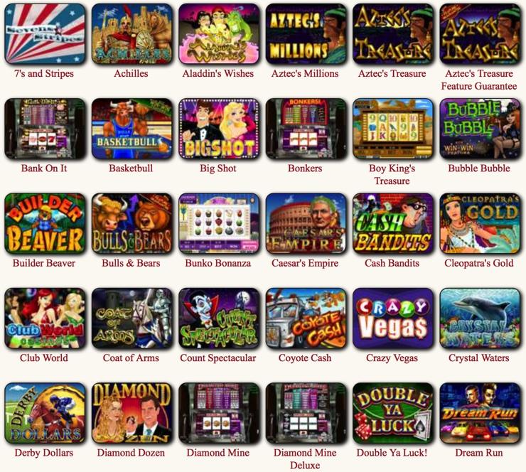 High Noon Casino Games
