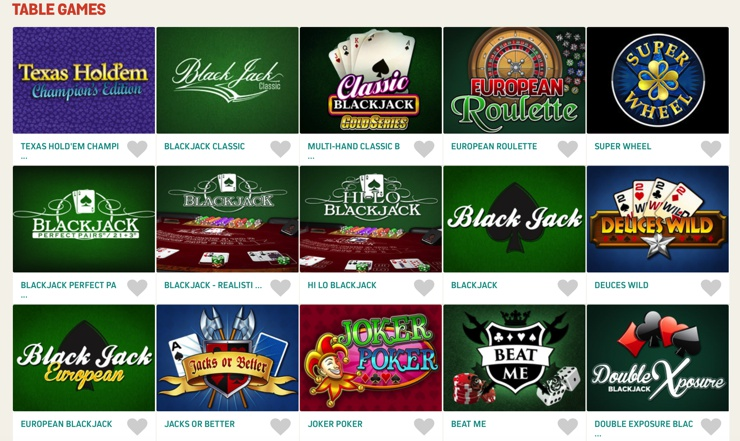 Spin and Win Casino Games