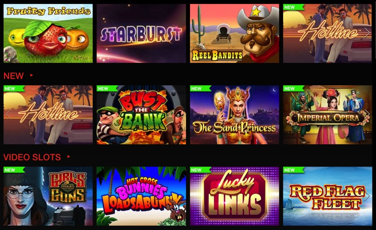 Wild Slots Casino Games